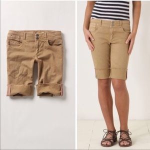 Ett Twa Seven Days Bermuda Shorts Anthropologie